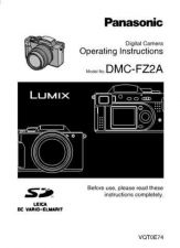 Buy Panasonic DMC-FZ20SG Manual by download Mauritron #298781