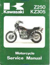 Buy Kawazaki Z250 Manual by download Mauritron #312163