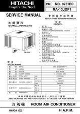 Buy Panasonic RA-13JDF1 Manual by download Mauritron #301603