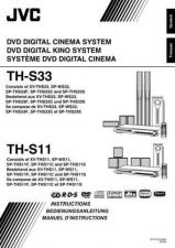 Buy JVC TH-S33-5 Service Manual by download Mauritron #276991