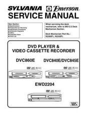 Buy JVC DVC860E Service Manual by download Mauritron #280276