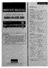Buy Sansui AUX201 Manual by download Mauritron #327864