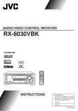 Buy JVC RX-8030VBK-1 Service Manual by download Mauritron #283227