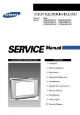 Buy Samsung CZ29A6 Service Manual by download Mauritron #322577