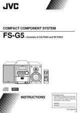 Buy JVC FS-G5--2 Service Manual by download Mauritron #274086