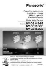 Buy Panasonic NV-GS 8 EG Manual by download Mauritron #300746