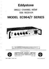Buy Eddystone EC964-7 service Manual by download Mauritron #316573