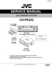 Buy JVC CH-X470RF sch Service Manual by download Mauritron #280172