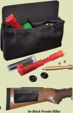 Buy GOD'A GRIP Black Powder Possibles Bag