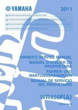 Buy Yamaha 1HB-28199-40 Motorcycle Manual by download #333921