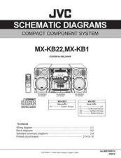 Buy JVC MX-KB1U_SCH Service Manual by download Mauritron #277979
