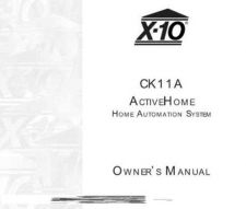 Buy Smarthome X10 Security System Owners Manual Operating Guide by download Mauritron #32