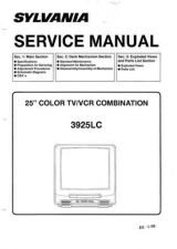 Buy Magnavox 3925LC Service Manual by download Mauritron #330772