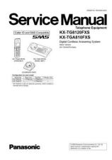 Buy Panasonic KX-TGA715ES Manual by download Mauritron #300608