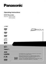 Buy Panasonic DMR-EX75-EX85 Manual by download Mauritron #299039