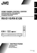 Buy JVC RX-E11S-RX-E12B-10 Service Manual by download Mauritron #276567
