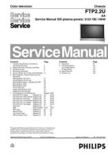 Buy Philips FTP2-2UAA Service Manual by download Mauritron #323637