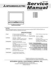 Buy Mitsubishi LT2220 Service Manual by download Mauritron #323385