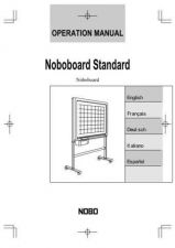 Buy GBC Noboboard Standard Operating Guide by download Mauritron #328464