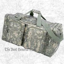 "Buy Digital Camo 25"" Water-Repellent Heavy-Duty Tote Bag Duffle Carry On Gym Luggage"