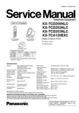 Buy Panasonic TCD200NL Manual by download Mauritron #301946