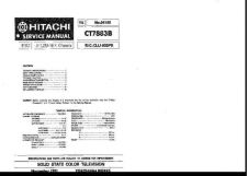 Buy Hitachi YK0418E Service Manual by download Mauritron #323365