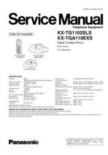 Buy Panasonic KX-TG1090JTB-=-=- Manual by download Mauritron #300419