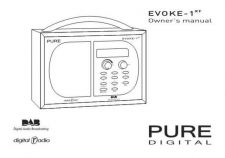 Buy Pure Evoke 1xt User Guide by download Mauritron #320254