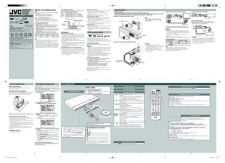 Buy JVC GNT0060-030B Operating Guide by download Mauritron #291546