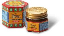 Buy 1x19.4 g JAR RED TIGER BALM Ointment Herbal Medicine Pain Relief Healthy Natural