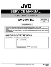 Buy JVC AV-21MS30N=--=-=-=- Service Manual by download Mauritron #279642