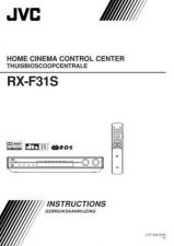 Buy JVC RX-F31S-10 Service Manual by download Mauritron #276577