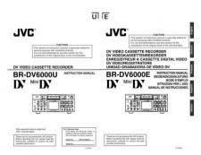 Buy JVC BR-DV6000U-[3] Service Manual by download Mauritron #281338