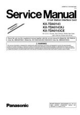 Buy Panasonic TDA0143_X_CESUP2 Manual by download Mauritron #302175