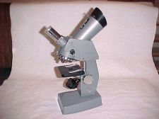 Buy 1000x TWO-WAY 3 objective lens MICROSCOPE