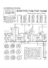 Buy BUSH TV53 Service Information by download #334573