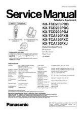 Buy Panasonic TCD200PD_FINAL0630(1) Manual by download Mauritron #301952