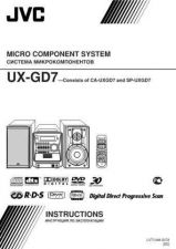 Buy JVC UX-GD7 Service Manual by download Mauritron #284318