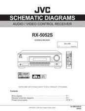 Buy JVC RX-5052S-18 Service Manual by download Mauritron #283144