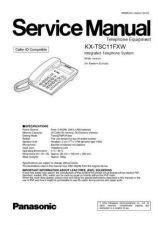 Buy Panasonic TSC11FXW-FINAL(1) Manual by download Mauritron #302443