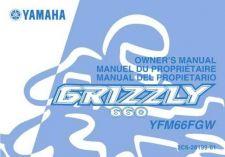 Buy Yamaha 2C6-28199-61 Quad ATV Bike Manual by download #333969