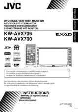Buy JVC KW-AVX706-9 Service Manual by download Mauritron #275399