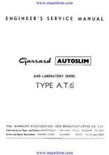 Buy Garrard Autoslim by download Mauritron #315391