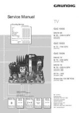 Buy Grundig CUC-1832 version 2 Service manual by download Mauritron #331308