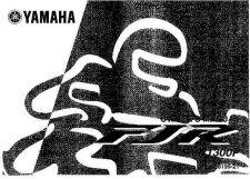 Buy Yamaha 5JW-28199-21 Motorcycle Manual by download #334446