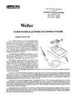 Buy WELLER. EC4000. by download Mauritron #330144