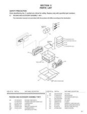 Buy JVC HR-S5911U_part Service Manual by download Mauritron #274454