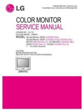 Buy LG 3828TSL081A(CB563G_FULL) Manual by download Mauritron #304171