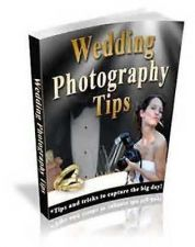 Buy WEDDING PHOTOGRAPHY TIPS EBOOK PDF MASTER RESALE RIGHTS