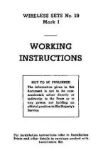 Buy Military WS19Mk1 Working Instructions CDC-2896 by download #335191